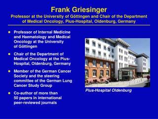 Pius-Hospital Oldenburg