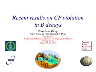 Recent results on CP violation  in B decays