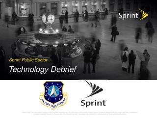 Sprint Nextel Technology Update