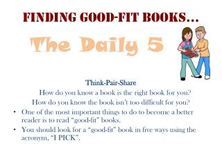 Finding Good-Fit Books…