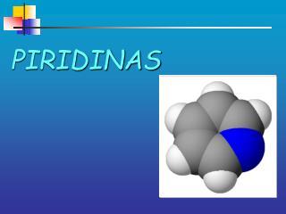 PIRIDINAS