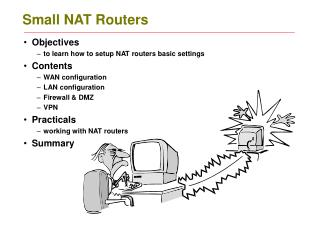 Small NAT Routers