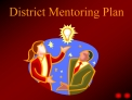 District Mentoring Plan