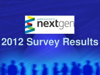 2012 Survey Results