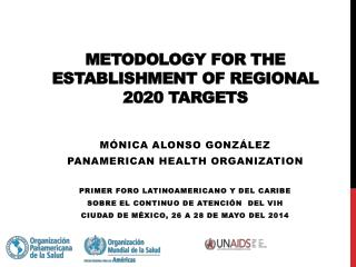 Metodology for the  establishment  of regional  2020 targets