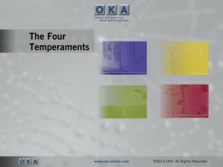 Temperament Overview