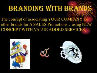 BRANDING WITH BRANDS