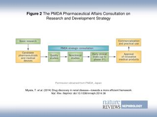 Figure 2  The PMDA Pharmaceutical Affairs Consultation on Research and Development Strategy