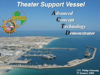 Theater Support Vessel