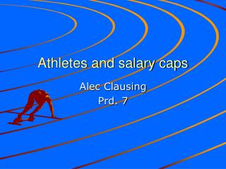 Athletes and salary caps