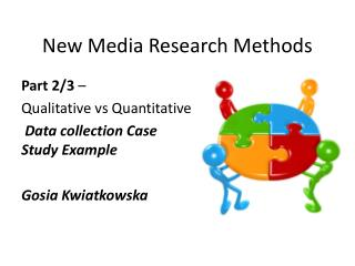 New Media Research Methods