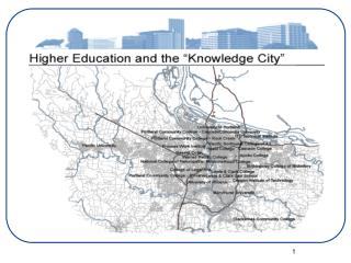 "Higher Education– A ""Super Cluster"""