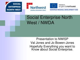 Social Enterprise North West / NWDA
