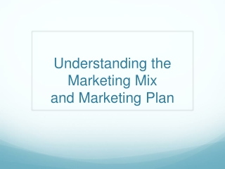 MEASURING MARKETING S EFFECTIVENESS