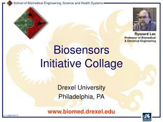 Biosensors Initiative Collage