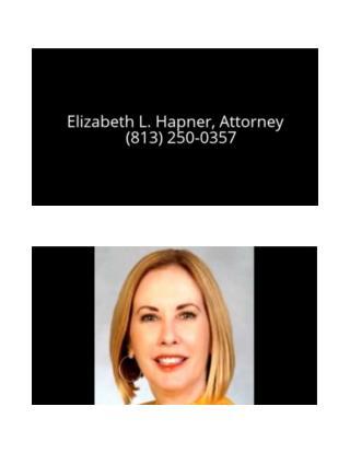 Elizabeth L Hapner