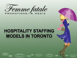 Hospitality Staffing Models in Toronto