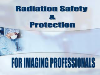 FOR IMAGING PROFESSIONALS