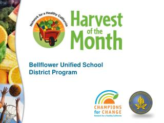Bellflower Unified School District Program