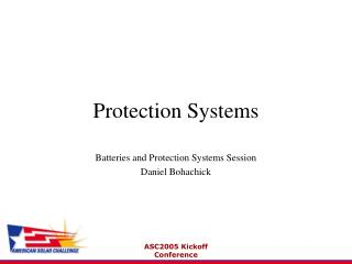 Protection Systems