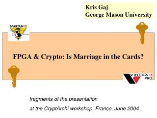 FPGA & Crypto: Is Marriage in the Cards?