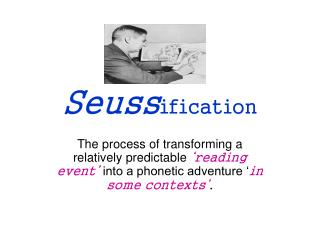 Seuss ification