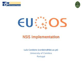 NSIS implementation