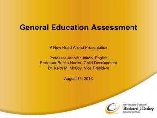 General Education Assessment