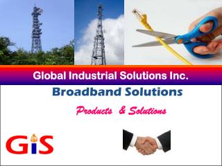 Global Industrial Solutions Inc.