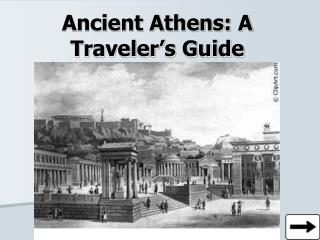 Ancient Athens: A Traveler's Guide