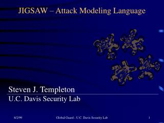JIGSAW – Attack Modeling Language
