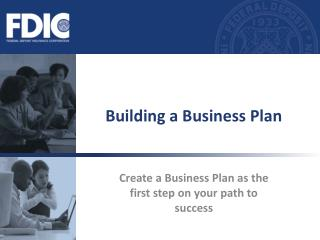 Building a Business Plan