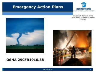 Emergency Action Plans
