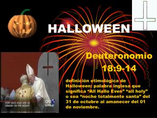 PPT - Històries curioses de Halloween PowerPoint Presentation ...