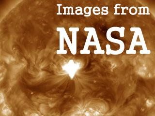 Images  from NASA