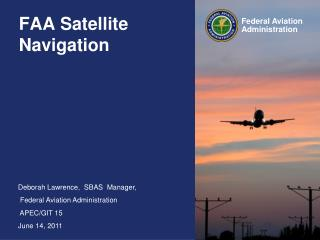 FAA Satellite Navigation