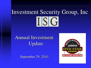 Investment Security Group, Inc