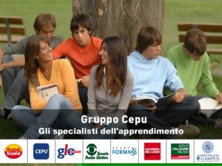 OVER 120 BRANCHES IN ITALY STUDENTS ENROLLED EACH YEAR: APPROX. 23.000 NUMBER OF TUTORS: 4.000