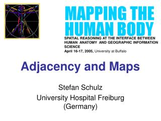 Adjacency and Maps