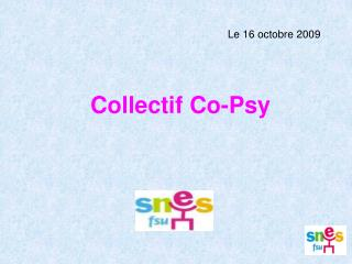 Collectif Co-Psy