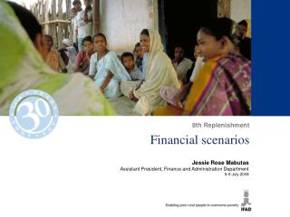 Financial scenarios