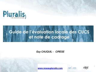 Guy CAUQUIL -   CIRESE