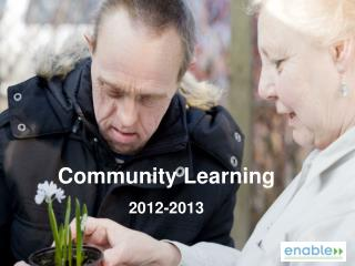 Community Learning