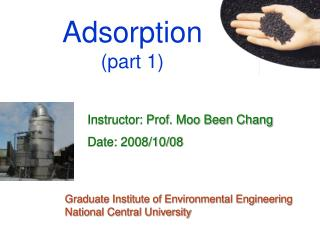 Adsorption (part 1)