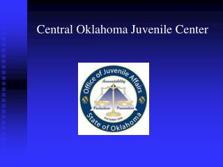 Central Oklahoma Juvenile Center