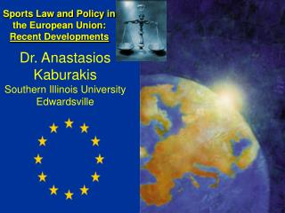 Sports Law and Policy in the European Union:  Recent Developments