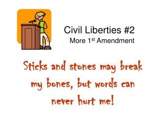 Civil Liberties #2