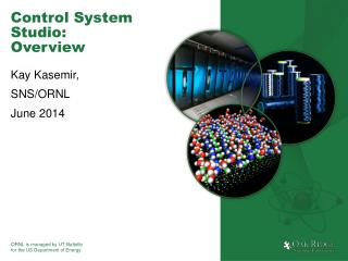 Control System Studio: Overview