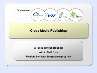 Cross Media Publishing