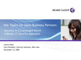 Hot Topics for Sales Business Partners